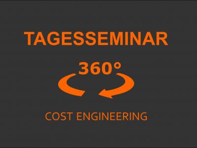 SEMINAR 360° COST ENGINEERING